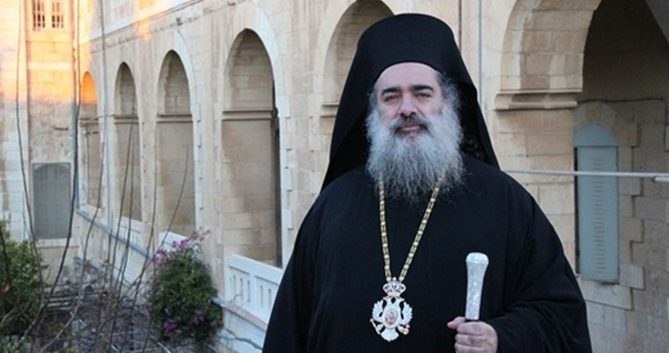 Photo of Father Hanna slams PA attempts to normalize relations with Israel