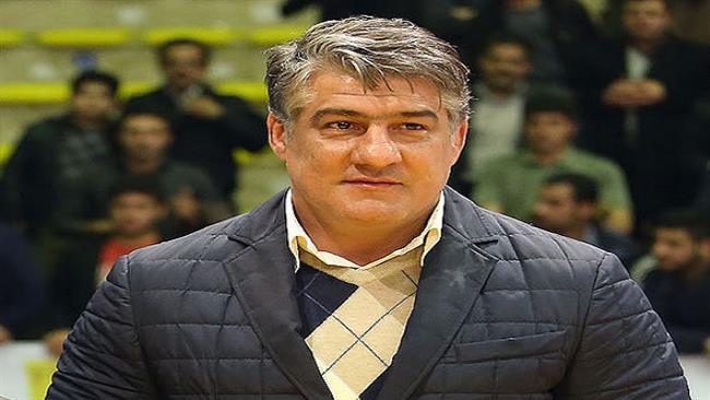 Photo of Iran's Heidari named Intl. Pahlavani Wrestling Federation president