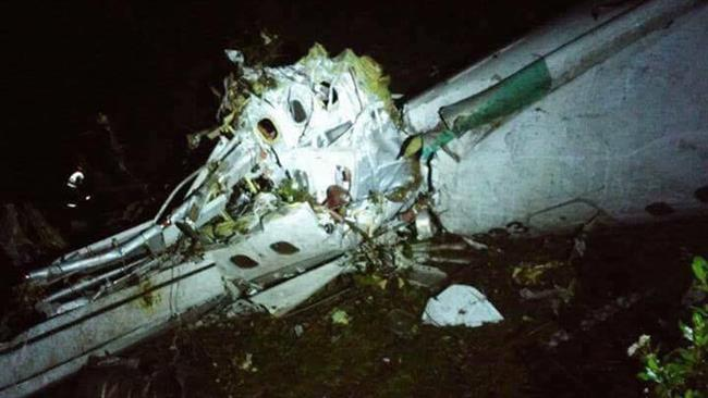Photo of 76 killed in Colombia plane crash