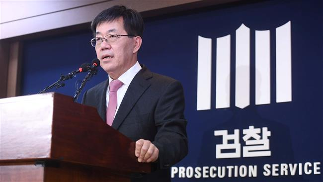 Photo of South Korean prosecutors says President Park had major role in scandal
