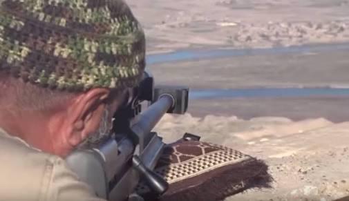 Photo of Iraqi snipers kill nine ISIS terrorists