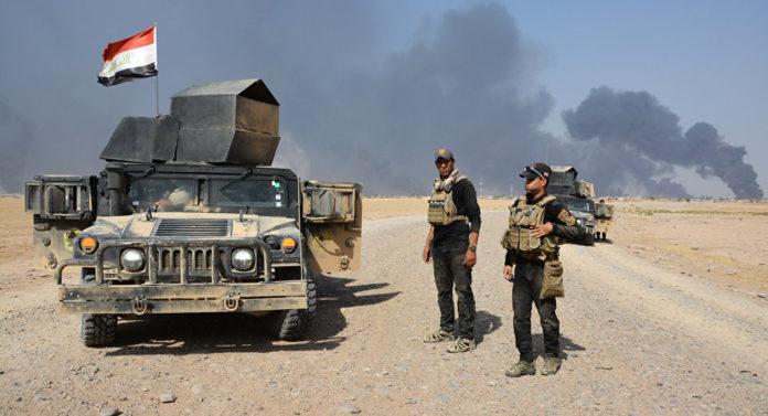 Photo of Iraqi forces liberate 155km of territory in western Mosul