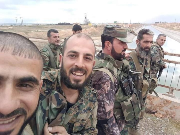 Photo of Syrian Army gains ground in western Aleppo as Tiger Forces launch counter-offensive