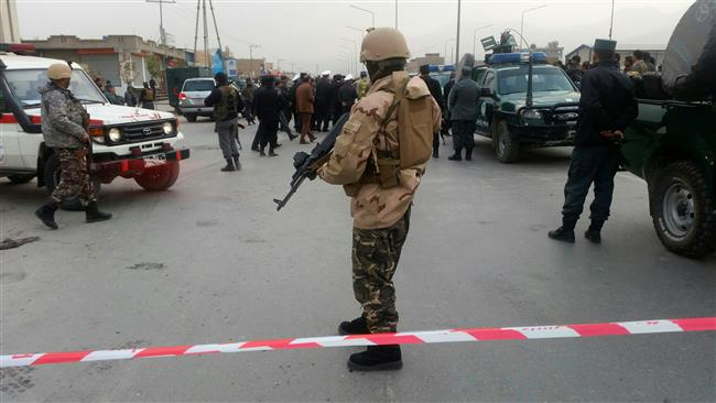 Photo of Deadly explosion rocks mosque in Afghan capital