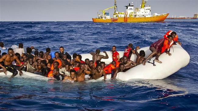 Photo of Death toll for refugees making Mediterranean crossing hits record high