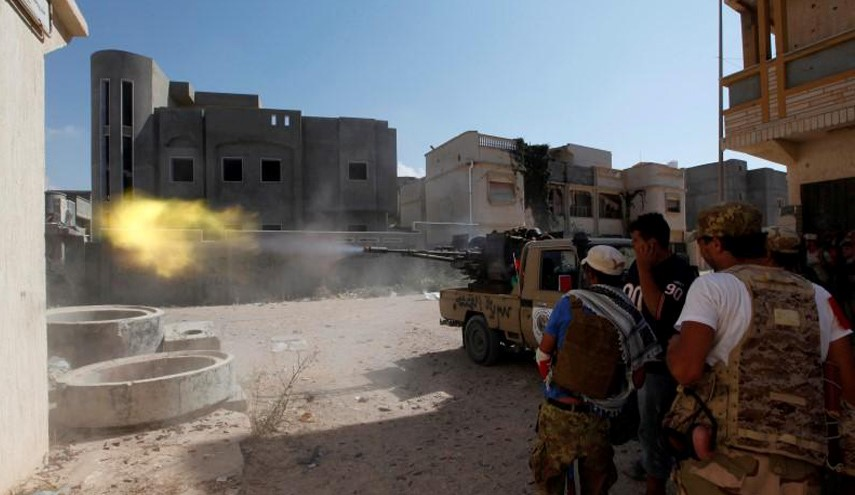 Photo of FRONT VIDEO: Heavy Fighting in Sirte as Libyan Forces Advance on ISIL