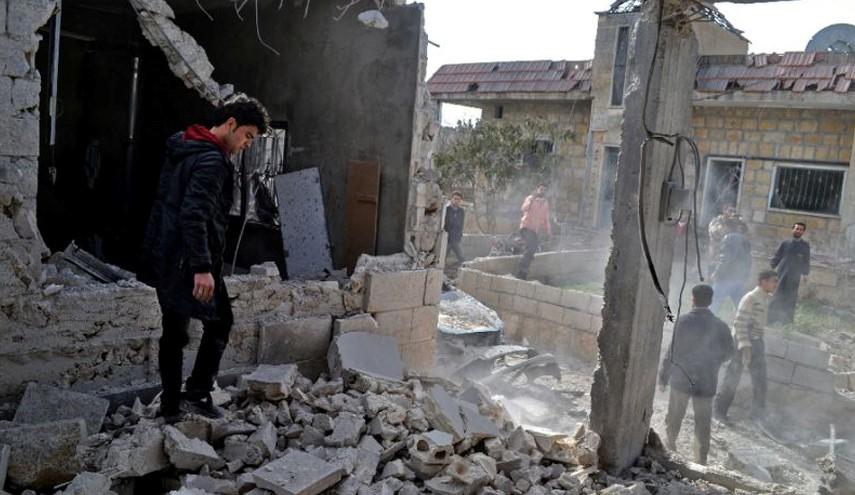 Photo of Massive Explosion Kills Dozen of People, Injures 50 in Northwest of Aleppo Province