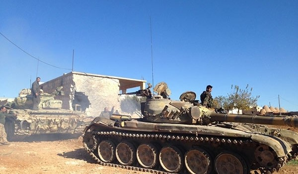 The Most Severe Strike of Syrian Army Destroyed Nusra in Homs