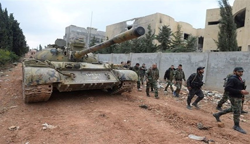 Photo of Syrian Army Liberates 25 Key Area South of Aleppo Province
