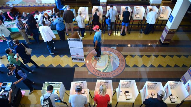 Photo of 'There were 'serious voter fraud' issues in three states'