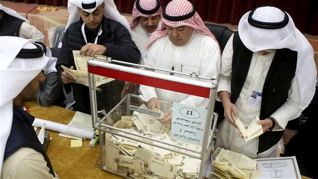 Photo of Opposition, allies win almost half of Kuwait parliament seats