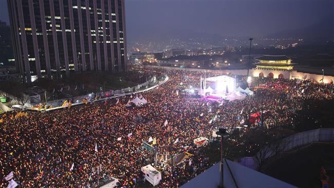 Photo of South Korea opposition sticks to plans to impeach Park