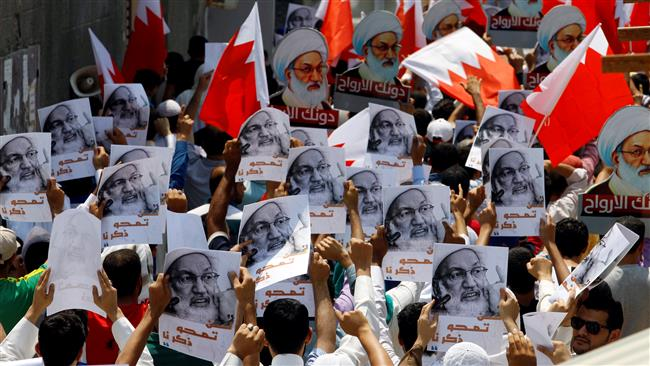 Photo of Bahrainis once again express solidarity with Sheikh Qassim