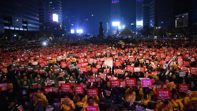 Photo of South Korea opposition parties want president's impeachment