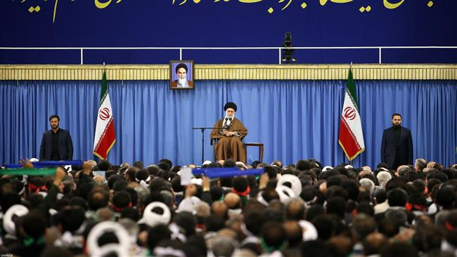 Photo of Leader of Islamic Ummah Imam Khamenei: Iran unimpressed by US election results