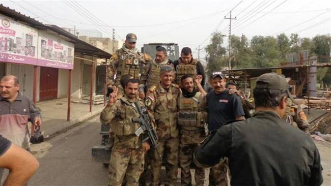 Photo of Iraqi troops liberate eastern Mosul district from Daesh grip