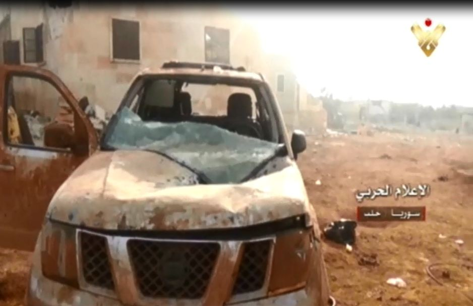 Photo of Al-Manar in Assad Suburb in Syria's: Footages Report Terrorists' Defeat