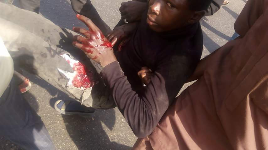 Photo of PHOTOS- INHUMAN ZIONIST NIGERIA REGIME SLAUGHTERS MANY MUSLIMS IN NIGERIA