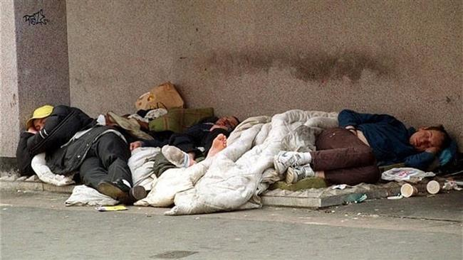 Photo of UK homelessness rises 40% since 2010: Report