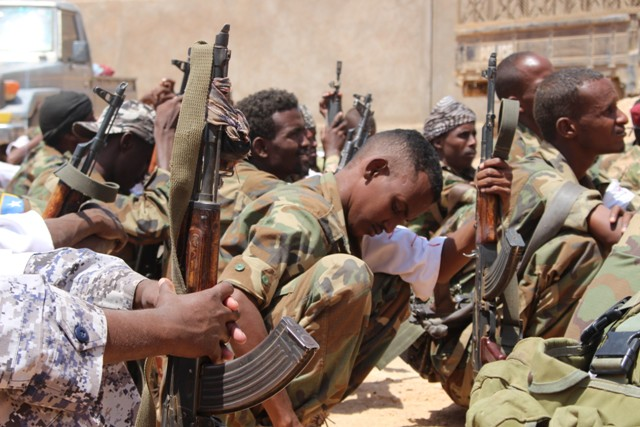 Photo of BREAKING: Somali forces liberate the only ISIS-held town in the country