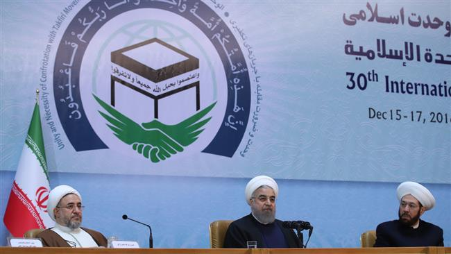 Photo of Rouhani urges Muslims to unite against 'great plot' of the enemies to destroy Islamic communities through sectarian wars