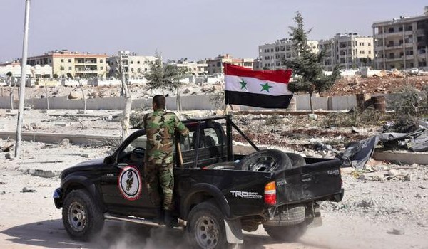 Photo of Syrian Army Restores Security to Aleppo's Civilian, Military Airports