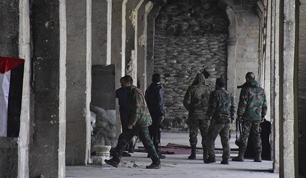 Photo of Syrian Troops Find Several Prisons, Torture Dungeons of Terrorists in Aleppo