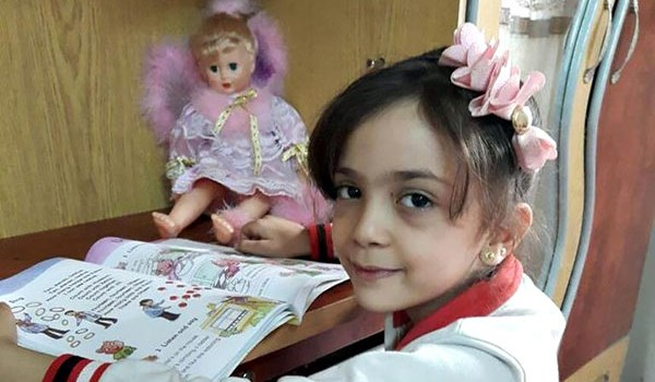 Photo of Syria: Tweeter Girl Leaves Healthily East of Aleppo