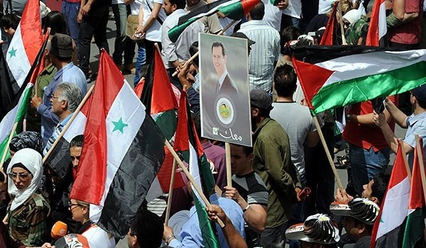 Photo of Syria: People in Another City Call for Exit of Turkish Army