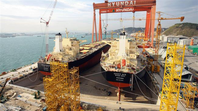 Photo of 'S Korea near deal to sell Iran 10 ships'