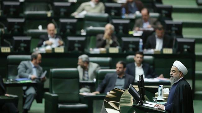 Photo of Iran to firmly respond to US on anti-Iran legislation: Rouhani