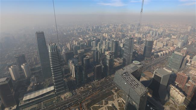 Photo of Beijing factories forced to shut down, limit output over air pollution