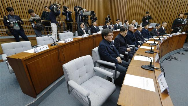 Photo of Woman behind South Korea political scandal rejects order to testify