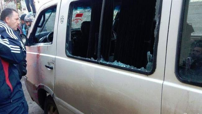 Photo of Bomb attack hits vehicle in eastern Lebanon, kills local official