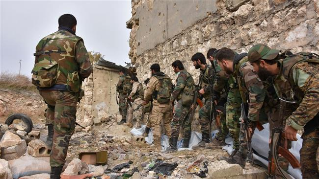 Photo of URGENT: Syrian army soldiers take full control over Aleppo's Old City