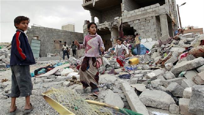 Photo of Zionist Saudi regime airstrikes kill nine Yemeni kids, women