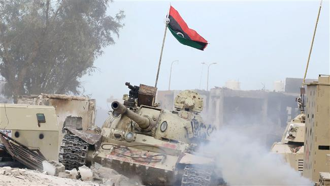Photo of Forces loyal to Libyan unity government fully liberate Sirte