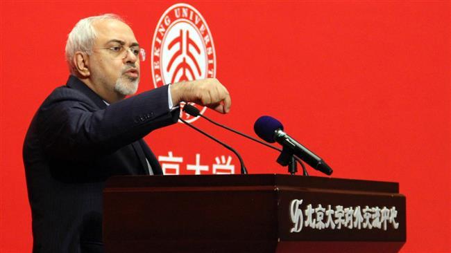 Photo of Iran's Zarif urges cultural war on terror