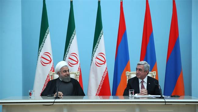 Photo of Iran's president rejects military solution to Karabakh dispute