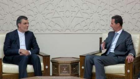 Photo of Iran, Syria officials explore regional developments