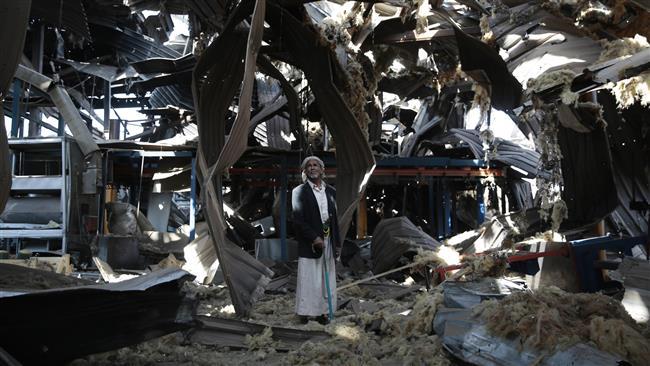 Photo of Slaughterer Saudi regime's warplanes claim seven civilian lives in Yemeni capital