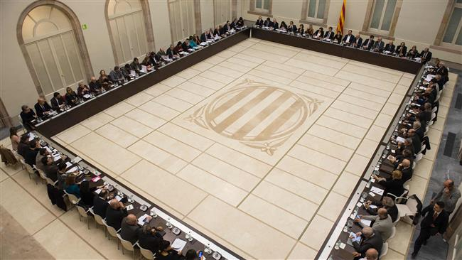 Photo of Catalonia parties, unions hold summit on planned independence vote