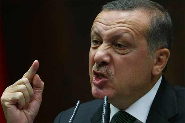 Photo of Turkish president eats his words on call to end Assad's rule