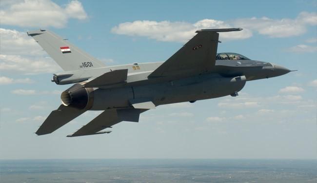 Iraqi Air Force Kills Dozens of ISIS Militants in West of Ramadi