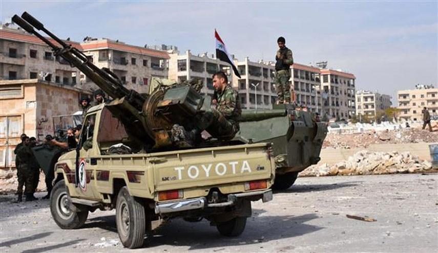VIDEO: Syrian Army Retakes Vast Regions in Eastern Aleppo