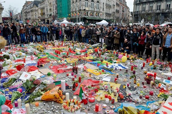 Brussels, after the terror attacks