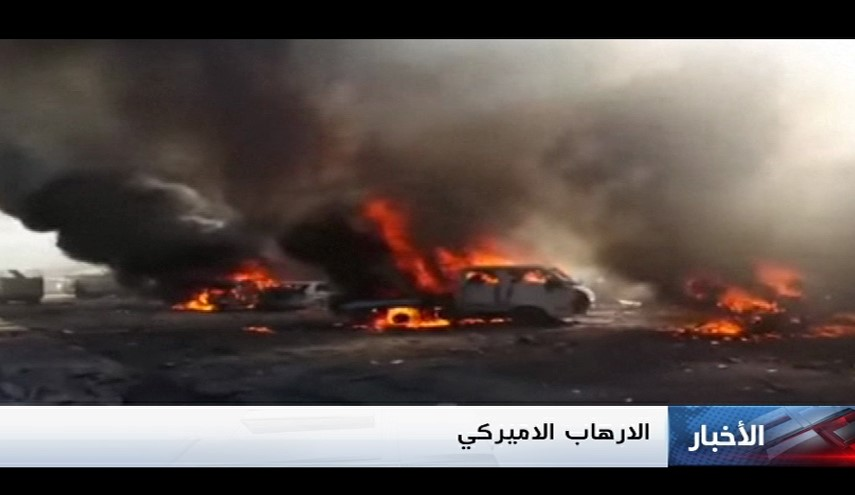 US Coalition Fighter Jets Kill Tens of Iraqi Civilians near Border with Syria