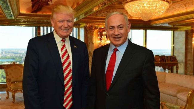Photo of Bond between israel and US runs deep: zionist Trump