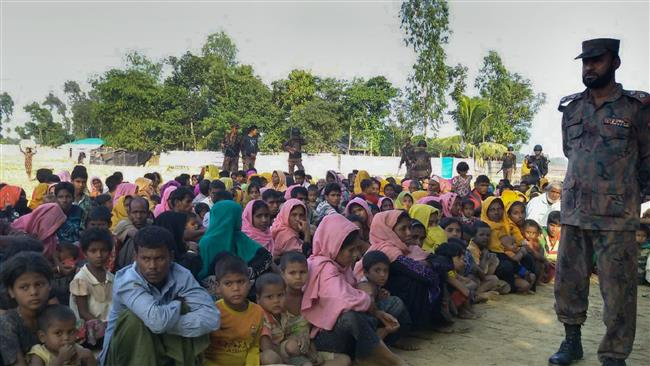 Photo of About 50,000 Rohingya Muslims flee from Myanmar to Bangladesh: Dhaka government