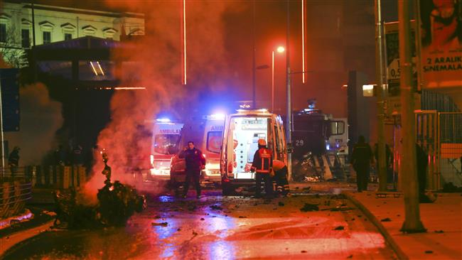 Photo of PHOTOS: Another night of terror and blood in Istanbul amid high(?) security measures